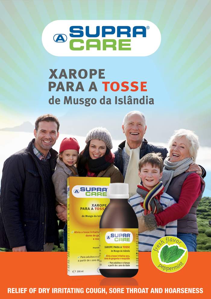 SupraCare Xarope para a tosse